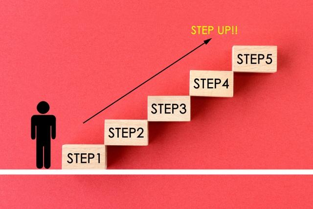 人生を変える「成功するための5ステップ」